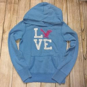 Juniors Womens Sweatshirt, Sz S